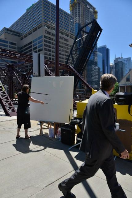 Kinzie-strett-Bridge-Chicago-painting-by-Michelle-Auboiron-3
