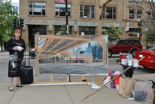 Lake-and Desplaines-Chicago-painting-by-Michelle-Auboiron-15