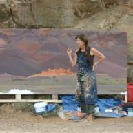 michelle-auboiron-peintre-en-action-sud-marocain--11 thumbnail
