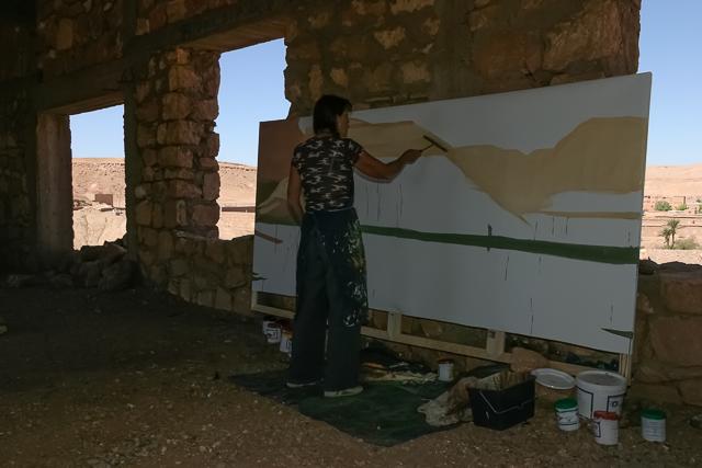 michelle-auboiron-peintre-en-action-sud-marocain--12