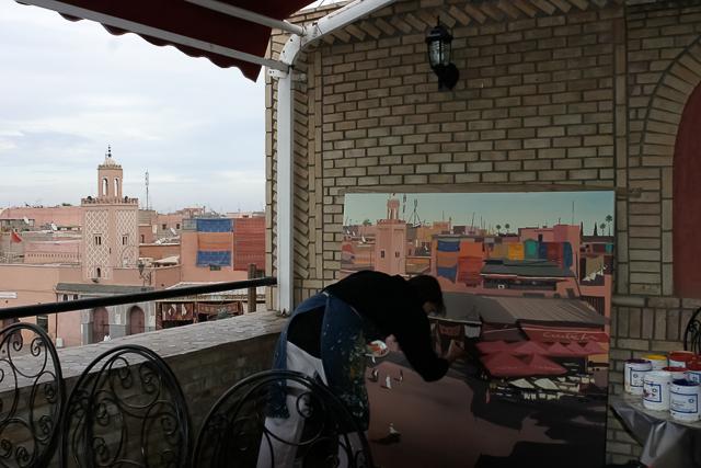 michelle-auboiron-peintre-en-action-sud-marocain--18