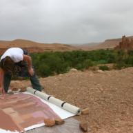 michelle-auboiron-peintre-en-action-sud-marocain--22 thumbnail