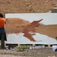 michelle-auboiron-peintre-en-action-sud-marocain--5 thumbnail