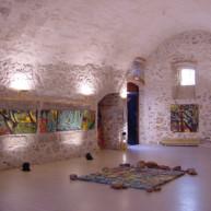 exposition-peintures-de-corse-par-michelle-auboiron-bastion-de-france-porto-vecchio thumbnail