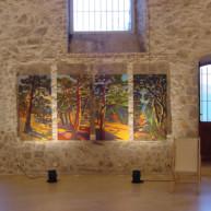 exposition-peintures-de-corse-par-michelle-auboiron-bastion-de-france-porto-vecchio-5 thumbnail