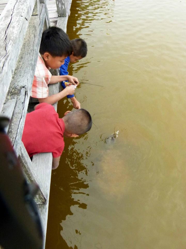enfants laos