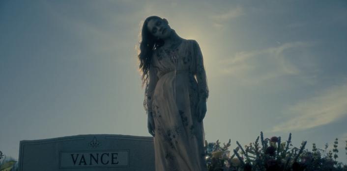 fantôme série télé haunting