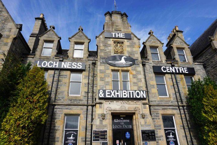 Loch Ness musée Ecosse