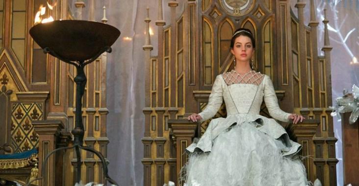 reign Ecosse Marie Stuart France reines