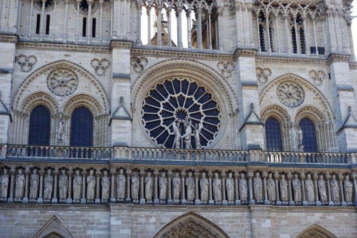 cathédrale notre dame paris france