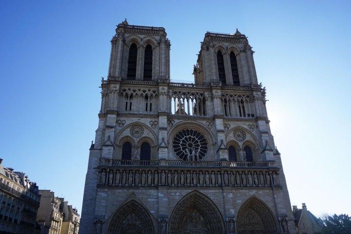 cathédrale notre dame paris tourisme