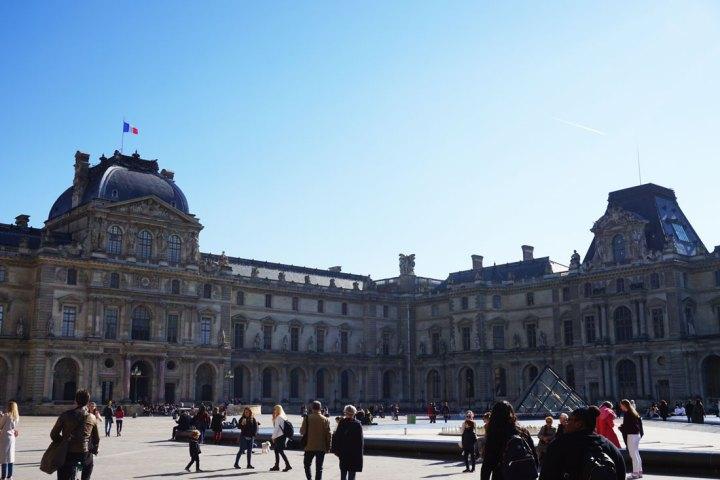 louvre paris musée