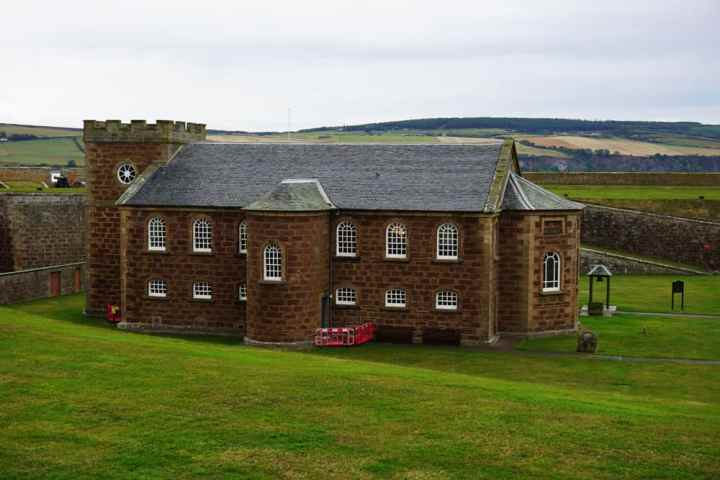 fort-george-Ecosse-voyage-chapelle