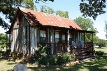 Rancher Tiny Texas House