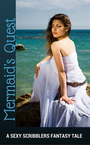A Mermaid's Quest – Episode 1 @SexyScribblers #Fantasy