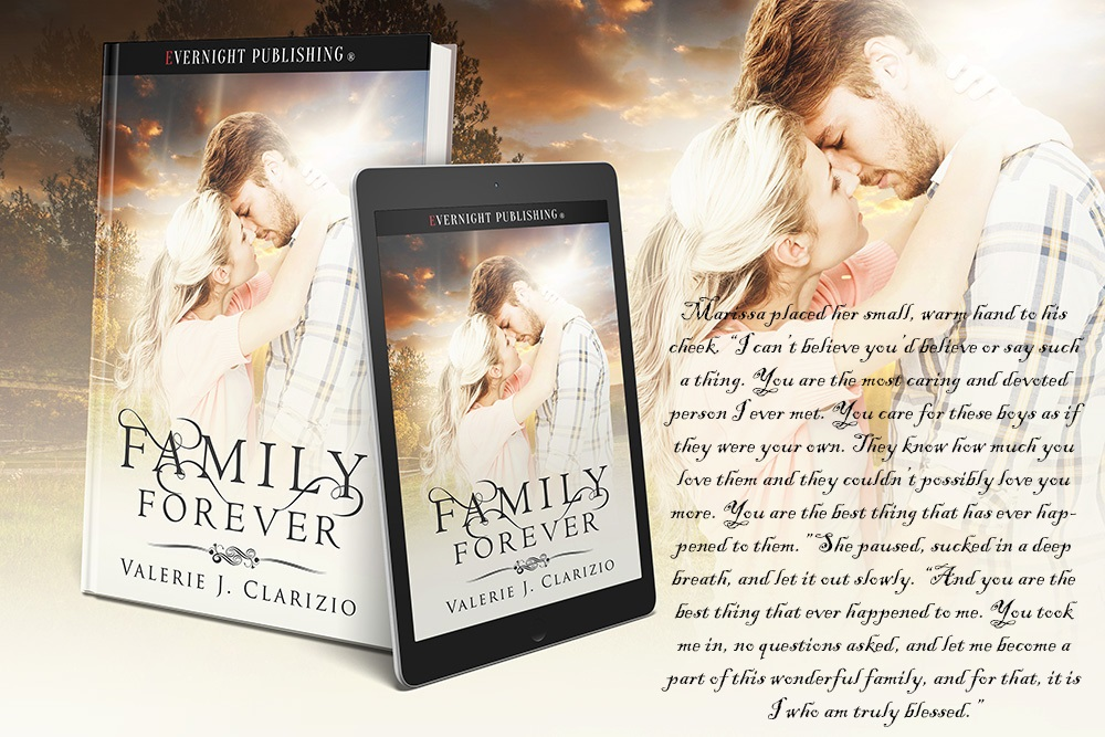 Family Forever By Valerie J. Clarizio W/ Interview & Giveaway @vclarizio