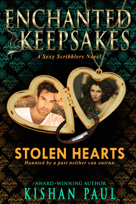 Book Cover: Stolen Hearts