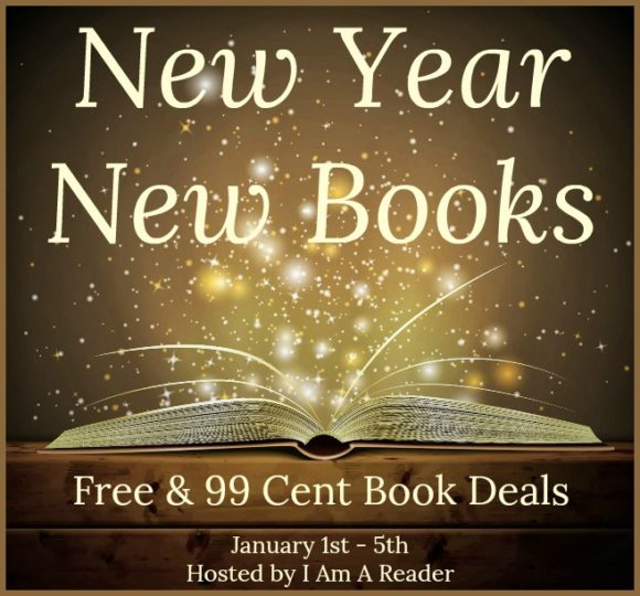 Start Your New Year Off With A Great New Book!!