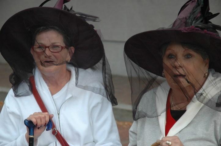Witchy ladies