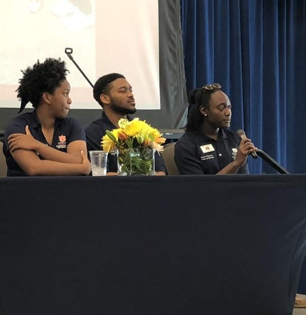 High School Students Learn Stem Programs