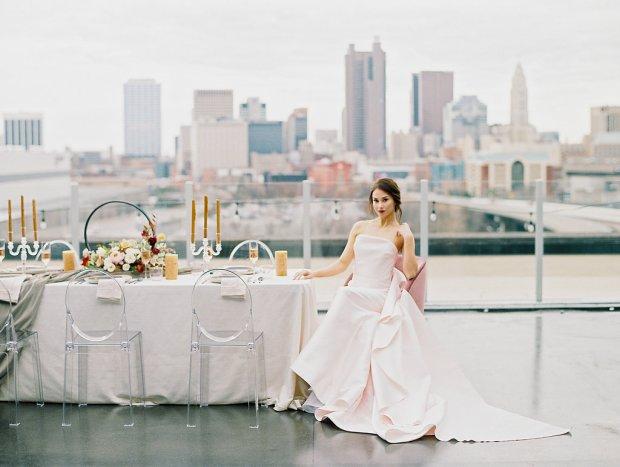 Juniper Rooftop Wedding