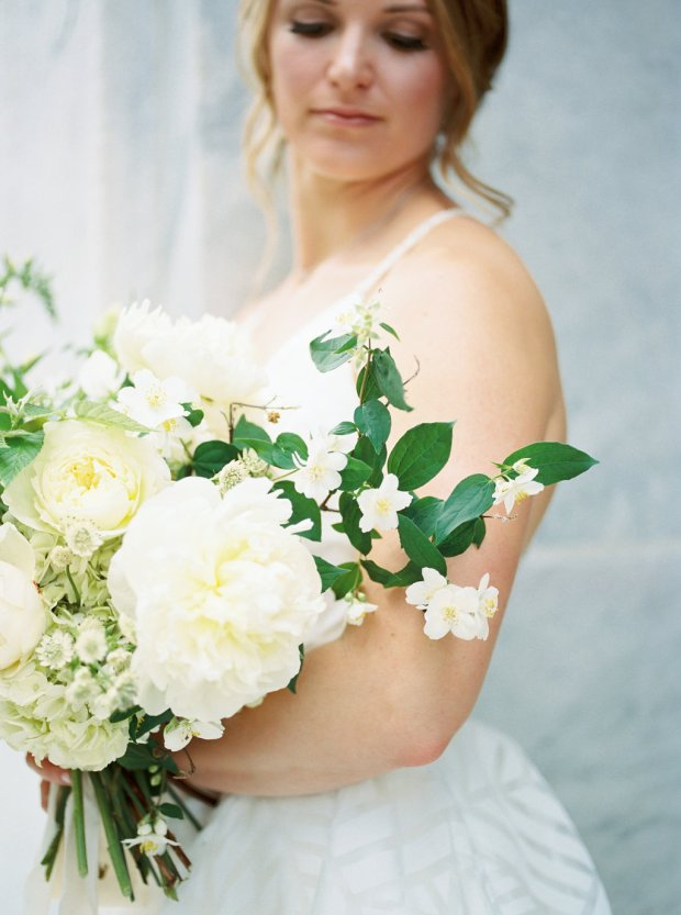 summer garden wedding inspiration