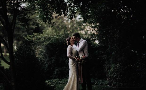 most romantic summer wedding portrait ideas, Addison Jones