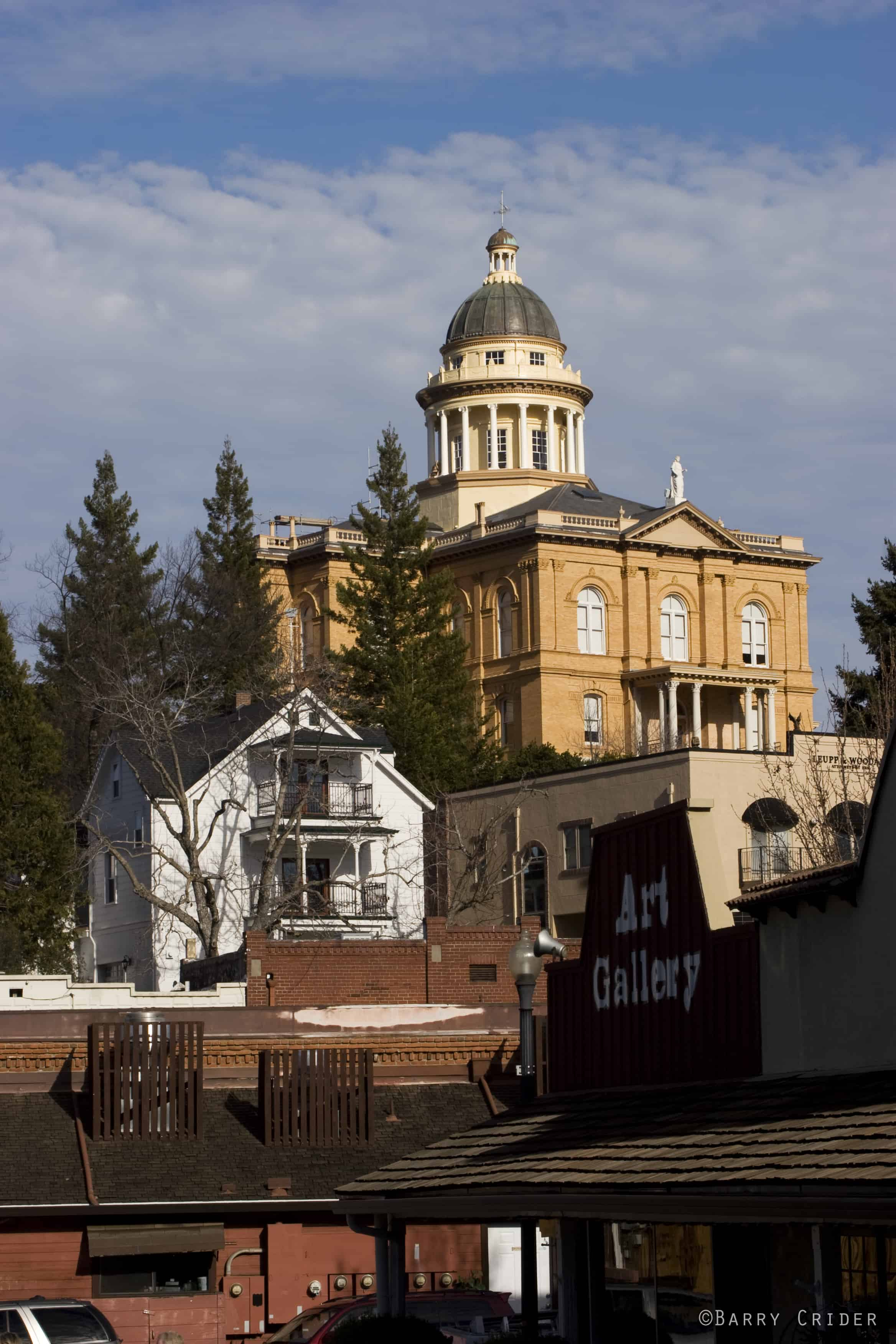 Admirable History Abounds In Auburn Ca The Placer County Courthouse Download Free Architecture Designs Scobabritishbridgeorg
