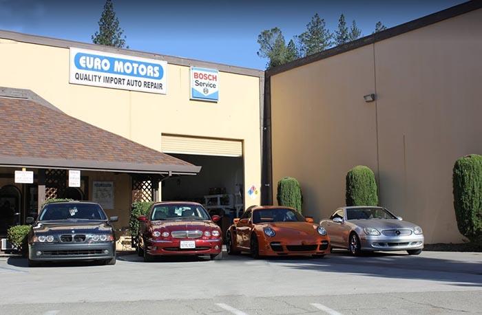Auto Repair in Auburn CA
