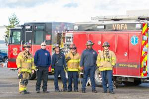 VRFA, Valley Regional Fire Authority