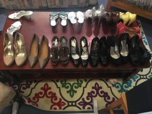 Fairy Godmother Project, Shoes Dayley