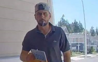 Can you ID this suspected package thief?