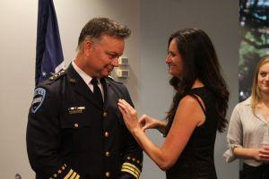 Chief Pierson, APD, Auburn WA