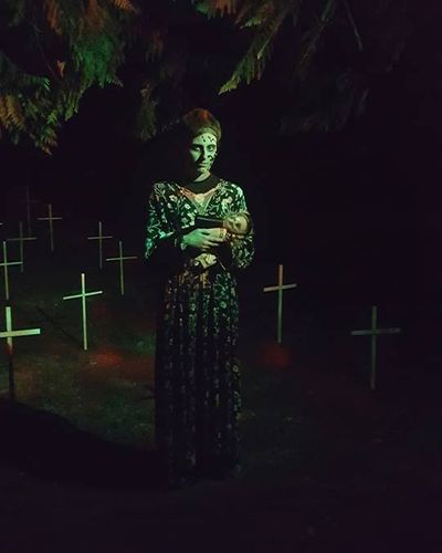 haunted forest maple valley, haunted house, haunted forest, creepy witch, graveyard