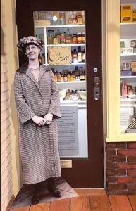 White River Valley Museum, Mrs. Miller, Auburn, City of Auburn, Ghost