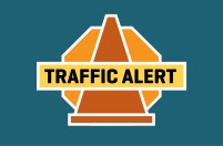 traffic alert, traffic advisory, auburn