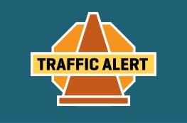 traffic alert, traffic advisory, auburn