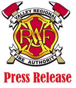 VRFA, press release,