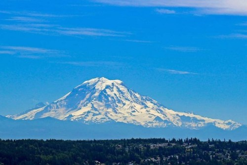 Why Auburn shouldn't ignore Mt. Rainier