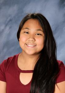 Alyssa Troung, Outstanding Student, ASD, ASD School Board