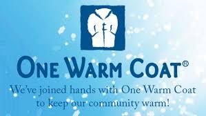 one warm coat, keep your community warm, auburn wa