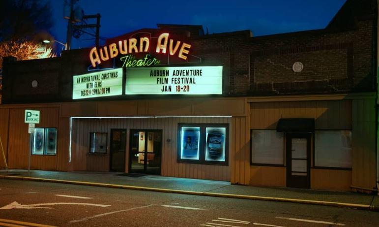 auburn ave theater, auburn adventure film fest, AAFF