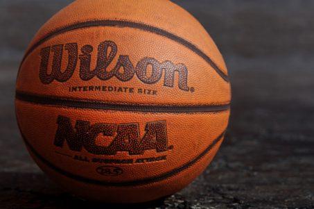 NCAA, Wilson basketball, Ben Hershey