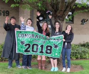 Valley Com, Call Receiver Graduation, 2018 Graduation, Valley Communications Center, Valley Com, VCC, Auburn Wa