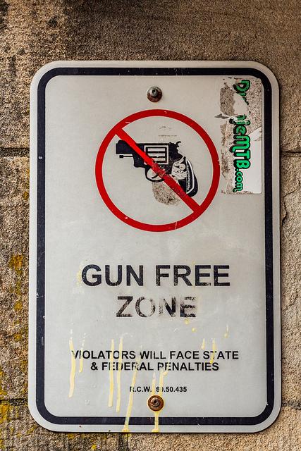 Stadium High School, Gun Free Zone,