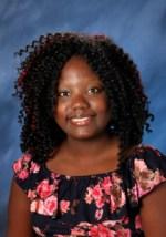 Fatoumata Fadiga, ASD Student of the month, Outstanding student of the month, Auburn School District