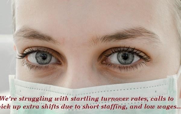 nurse, medical worker, hospital, face mask, medical mask