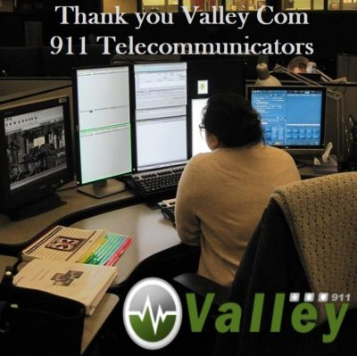 Valley Communications Center, Valley Com, VCC, Dispatcher, Dispatch, 911 Telecommunicator, APCO, 911, 911 com center, 911 Call Taker, Auburn WA, City of Auburn