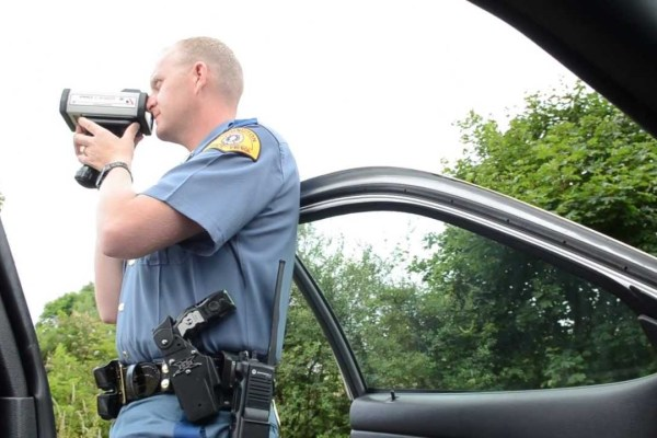 WSP, Radar, Law Enforcement, LEO, Cop, Washington State Patrol, Speed Trap
