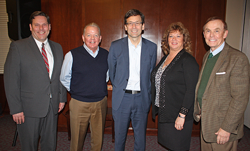 Attorney General Bob Ferguson, Nancy Backus, Jim Ferrell, Way Scarff Motors, Councilmember von Reichbauer